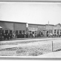 Main Street Near Figueroa Street, Ventura, 1877
