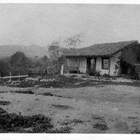 Adobe Ortega home on Ventura River