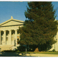 Oxnard Public Library Postcard