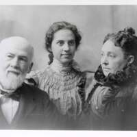 J. C. Brewster Family Portrait