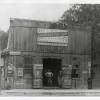 H. G. Bennison's Blacksmith Shop