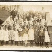 First Grade Class Photo, Haydock School, Oxnard