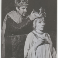 Ford Ramey and Iris Tree in Macbeth