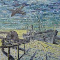 World War II Hueneme Mosaic