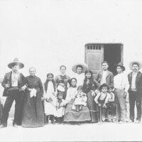 Diaz Family in Mexico