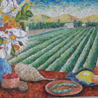 Agriculture Mosaic