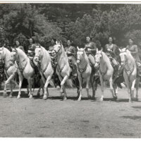 Camarillo Ladies Riding Horseback
