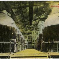 Evaporator, American Beet Sugar Company postcard