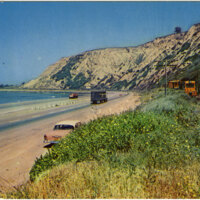 Rincon Point postcard