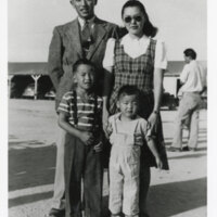 Otani Family Portrait, 1944