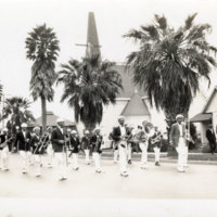 Marching Band on Parade