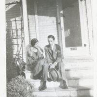 Louisa Ruiz Walker and Walter Walker