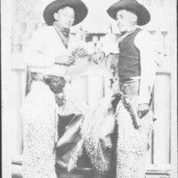 Men in Cowboy Costumes