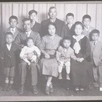Takasugi Family Portrait, 1932