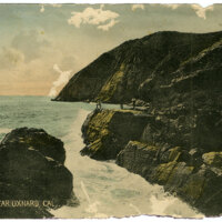 Point Mugu Near Oxnard postcard