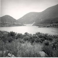 Matilija Dam From Afar