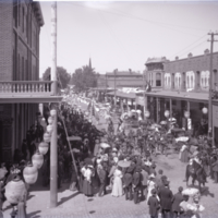 Parade on Ventura Main Street