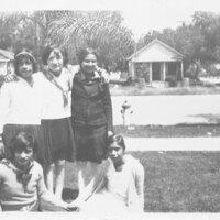 Girls at Fillmore High School