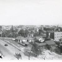 Ventura, Bird's Eye View, Circa 1915