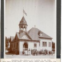 Del Norte Grammar School Students, 1908