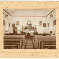 Church in El Rio Interior