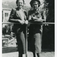 Helen Bovee Vanegas and Ruby Vanegas