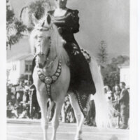 Carmen Camarillo Riding Duke