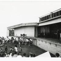 Gila River Relocation Center Amphitheater
