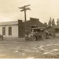 Ojai Street Scene
