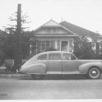 1941 Lincoln Zephyr