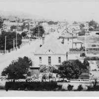 View of Santa Clara Street, Ventura