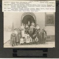 Del Norte Grammar School Students, 1907