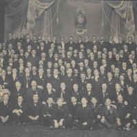 Group Photo of the Masons