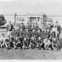 Ventura Junior College football team in 1928