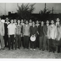 Gila River Relocation Center Draftees, 1944