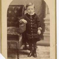 Charlie S. Bartlett Child Portrait