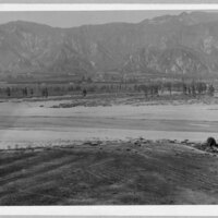 St. Francis Dam Disaster Aftermath