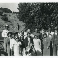 Outdoor Portrait of a Large Group