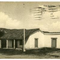 Casa de Ortega post card