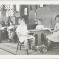 Katherine Hoffman Haley at St. Catherine's School