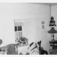 Interior, Caretaker's Cottage, Olivas Adobe