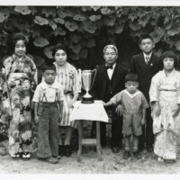 Moriwaki Family Portrait, 1934