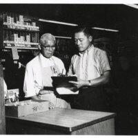 Shingoro and Nao Takasugi