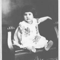 Julieta Ordoñez, Baby Portrait