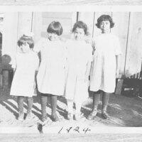 Portrait of Four Girls