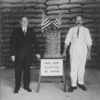 Major Driffel and Joe Sailor