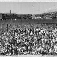Ventura Junior College and Senior High School Students and Faculty, 1935