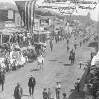 Fourth of July Parade, 1890