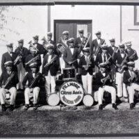 Fillmore Citrus Association Mexican Band Group Photo