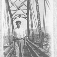 Dolores Nieves Sanchez on Bridge